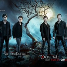 Un wallpaper per The Vampire Diaries e The Originals