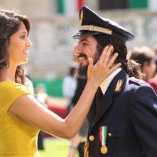 Natale col boss: Francesco Mandelli e Giulia Bevilacqua in una scena del film