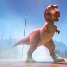 Il viaggio di Arlo: la T-Rex Ramsey