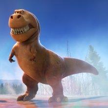Il viaggio di Arlo: il T-Rex Nash