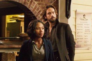 Sleepy Hollow: Tom Mison e Nicole Beharie nella premiere della stagione 3