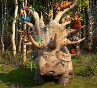 Il viaggio di Arlo: un'immagine di Forrest Woodbush