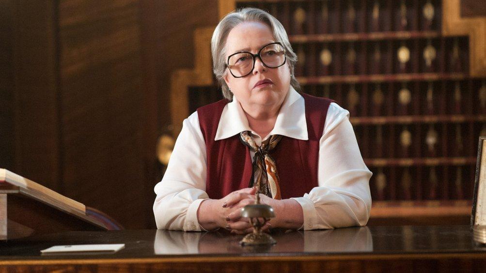 American Horror Story: Hotel - Kathy Bates interpreta Iris