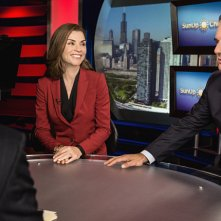The Good Wife: Julianna Margulies e Chris Noth in Bond