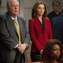The Good Wife: Rob Bartlett e Julianna Margulies in Bond