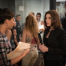 The Good Wife: Cush Jumbo e Julianna Margulies in Bond