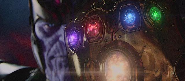 Thanos e le Gemme dell'Infinito