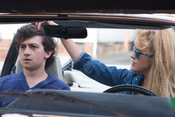 Red Oaks: Craig Roberts e Gage Golightly in macchina