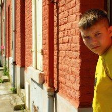 A Childhood: il protagonista Alexi Mathieu in un'immagine del film