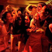 Angry Indian Goddesses: una scena del film