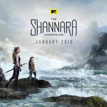 The Shannara Chronicles: il poster ufficiale della serie tv MTV
