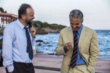 Era d'estate: Massimo Popolizio e Beppe Fiorello in una scena del film