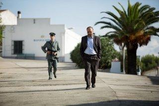 Era d'estate: Massimo Popolizio in una scena del film