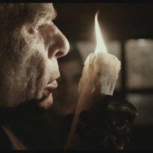 Eva Doesn't Sleep: Denis Lavant in un momento del film