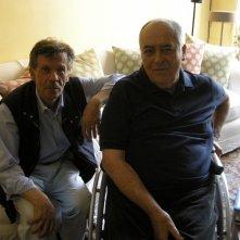 Filmstudio mon amour: Bernardo Bertolucci in un'immagine tratta dal backstage del documentario