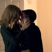 Freeheld - Amore, giustizia, uguaglianza: Julianne Moore ed Ellen Page in un momento del film