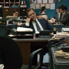 Freeheld - Amore, giustizia, uguaglianza: Michael Shannon in una scena del film