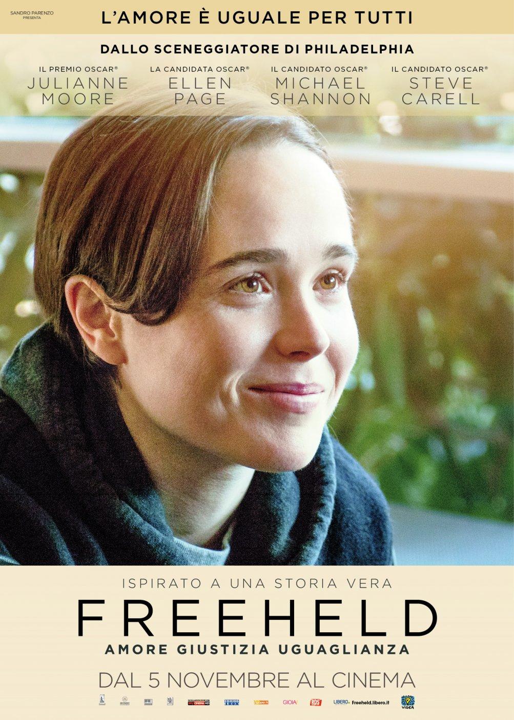 Ellen Page in Freeheld - character poster in esclusiva