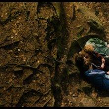Girls Lost: un'immagine dall'alto del film di Alexandra-Therese Keining