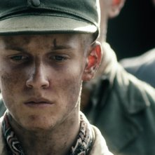 Land of Mine: un bel primo piano del film