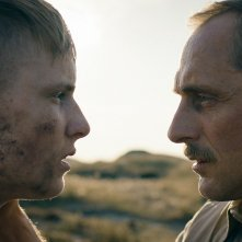 Land of Mine: una scena del film diretto da Martin Zandvliet