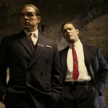 Legend: Tom Hardy nei panni dei due gemelli gangster britannici