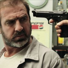 Mad Kings: Eric Cantona in una scena del film