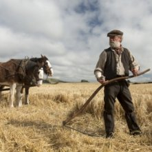 Sunset Song: Peter Mullan al lavoro nei campi