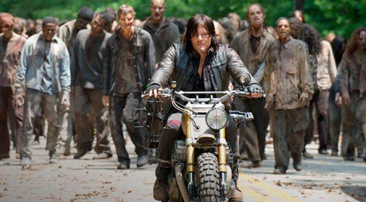 The Walking Dead: Norman Reedus interpreta Daryl nella première intitolata Come la prima volta