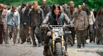 The Walking Dead: Norman Reedus interpreta Daryl nella première intitolata Come la prima volta