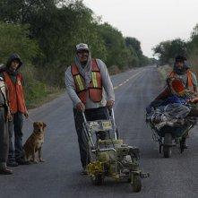 The Thin Yellow Line: una scena del film messicano