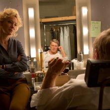 Truth: Cate Blanchett e Robert Redford in una scena del film