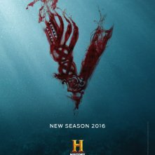 Vikings: la locandina della quarta stagione
