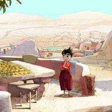 Iqbal: Bambini senza paura, un'immagine del film animato