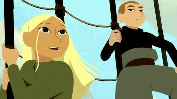 Long Way North: un'immagine del film d'animazione