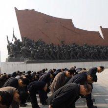 The Propaganda Game: un'immagine tratta dal documentario dedicato al regime nordocoreano