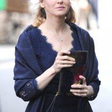 Bridget Jones's Baby: la protagonista Renée Zellweger sul set