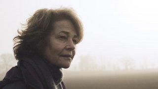 45 anni: un primo piano di Charlotte Rampling