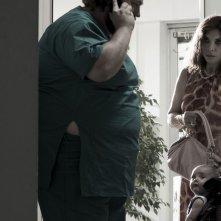 Leone nel basilico: Ida di Benedetto in un'immagine tratta dal film