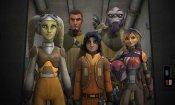 Star Wars Rebels: i personaggi della Guerra dei Cloni in una clip