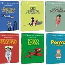 Le steekbook di Miyazaki