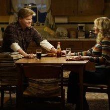 Fargo: Jesse Plemons e Kirsten Dunst in un'immagine della première