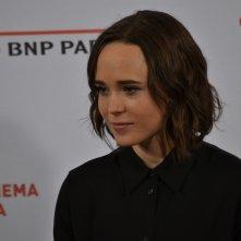 Roma 2015: Ellen Page in uno scatto al photocall di Freeheld