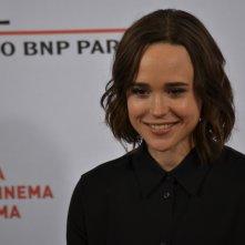 Roma 2015: Ellen Page sorride al photocall di Freeheld