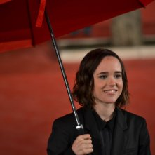 Roma 2015: Ellen Page sorride sul red carpet di Freeheld