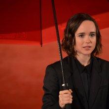 Roma 2015: Ellen Page sotto la pioggia sul red carpet di Freeheld