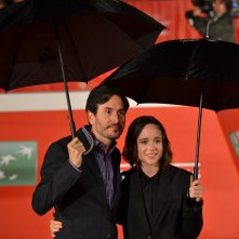 Roma 2015: Ellen Page e Peter Sollett sul red carpet di Freeheld