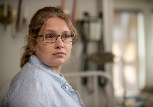 The Walking Dead: Merritt Wever nell'episodio JSS