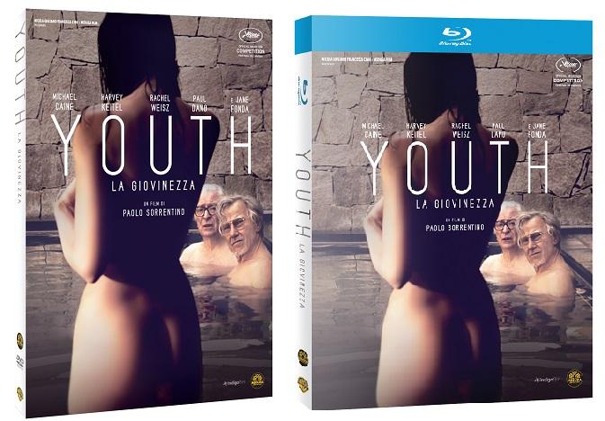 le cover homevideo di Youth - La giovinezza