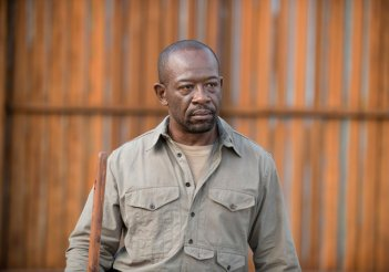 The Walking Dead: Lannie James nell'episodio JSS